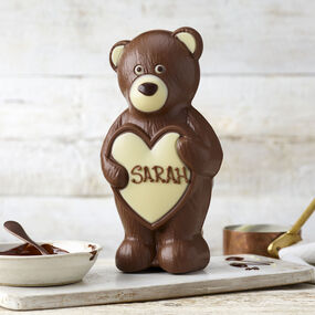 Bear Hugs Chocolate Model