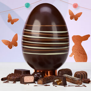 Gifts for her presents for mum girlfriend or wife birthday classic collection dark easter egg classic collection dark easter egg negle Gallery