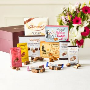 Signature Flavours Chocolate Hamper tablet
