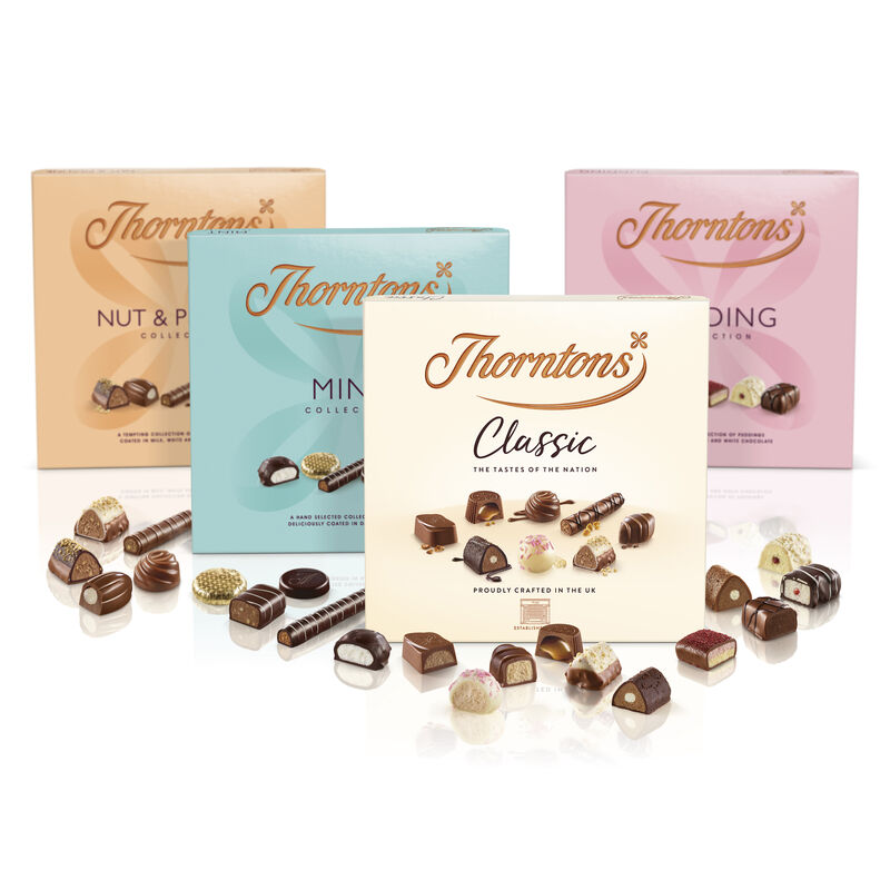 Classic and Favourite Flavours Collection