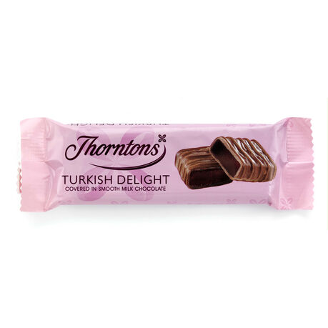 Turkish Delight Chocolate Bar