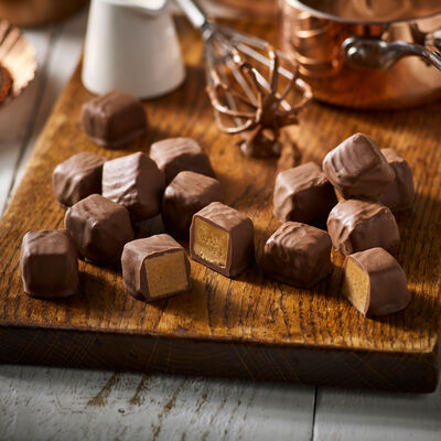 Chocolate Smothered Fudge Bag desktop