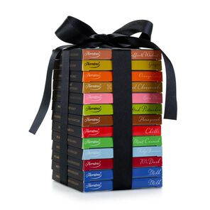 Extra Large Chocolate Block Tower tablet