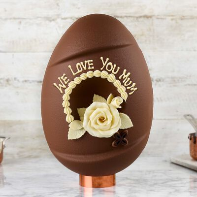The Handcrafted Chocolate Easter Egg desktop