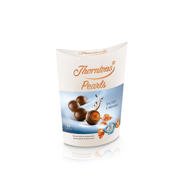 Thorntons Pearls Salted Caramel