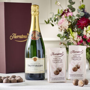 Champagne Lovers Hamper tablet