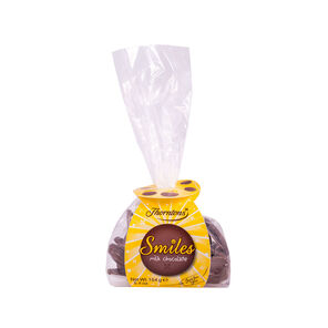 Milk Chocolate Smiles Bag tablet