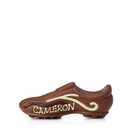 Milk Chocolate Football Boot Model