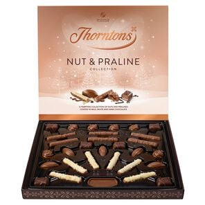 Nuts and Praline Christmas Collection tablet