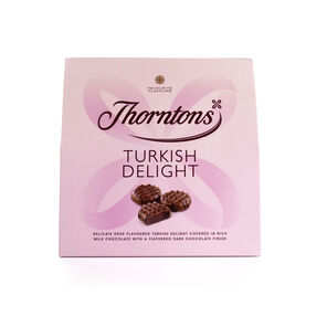 Turkish Delight Chocolate Box tablet