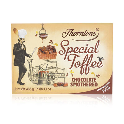 Chocolate Smothered Special Toffee Box desktop