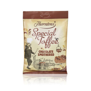 Chocolate Smothered Special Toffee Bag tablet