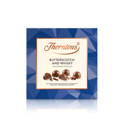 Butterscotch and Whisky Flavoured Truffles desktop