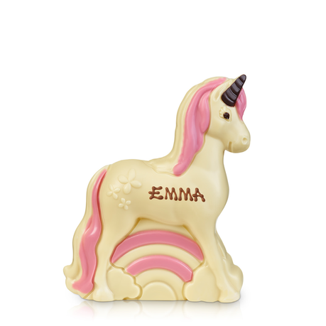 White Chocolate Unicorn Model