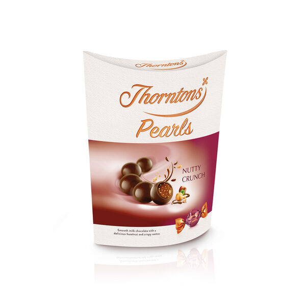 Thorntons Pearls Nutty Crunch
