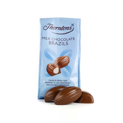 Bag of Milk Chocolate Brazils
