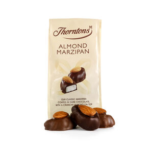Bag of Almond Marzipan Chocolates tablet