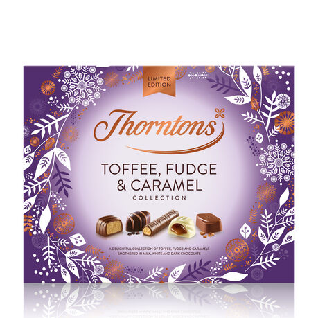 Limited Edition Toffee, Fudge and Caramel Collection