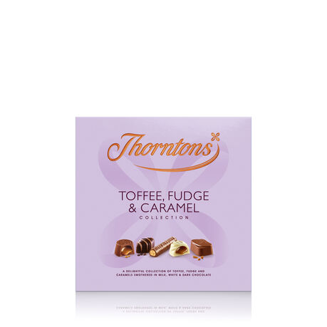 Toffee, Fudge and Caramel Collection