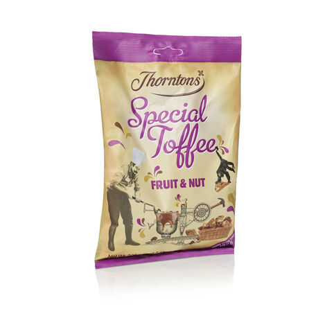 Fruit and Nut Special Toffee Bag