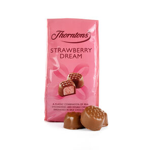 Bag of Strawberry Dream Chocolates tablet