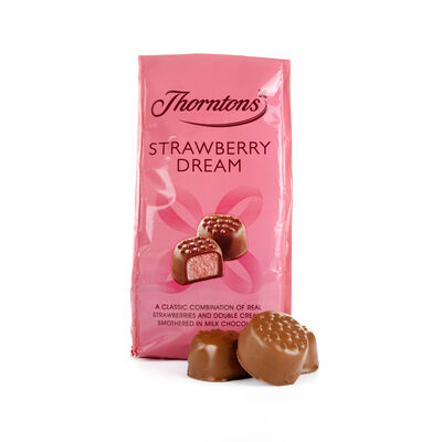 Bag of Strawberry Dream Chocolates desktop