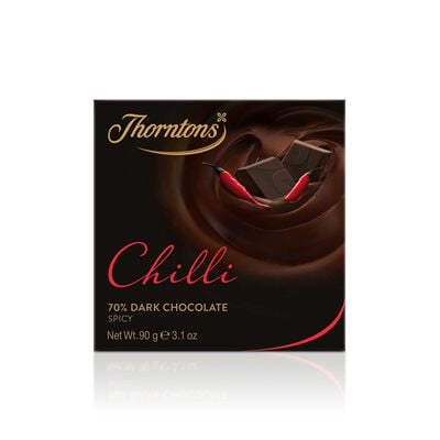 70% Dark Chilli Chocolate Block desktop