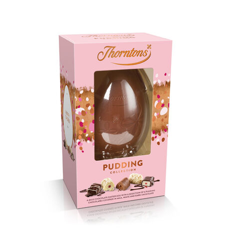 Pudding Collection Easter Egg