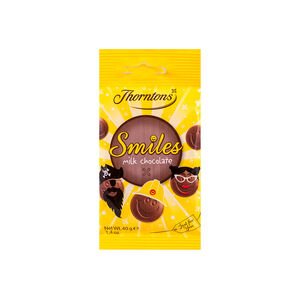 Milk Chocolate Smiles Bag