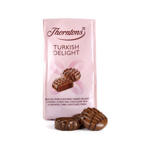 Bag of Turkish Delight Chocolates tablet