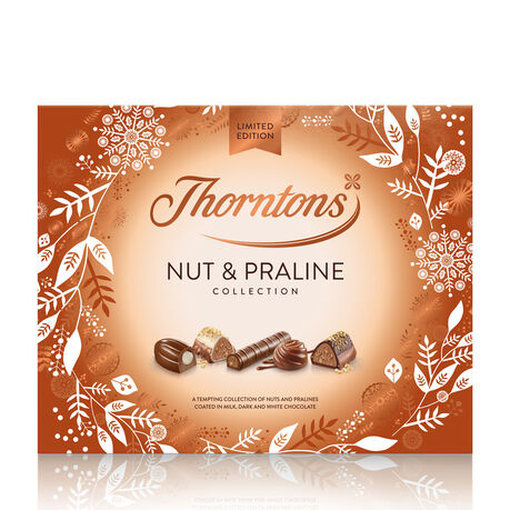 Nut and Praline Christmas Collection