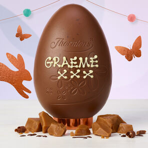 Special Toffee Easter Egg