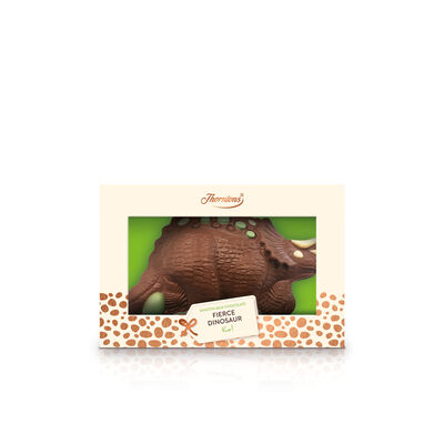 Milk Chocolate Dinosaur Model desktop