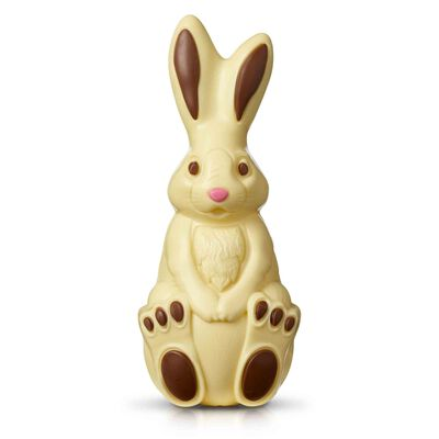 White Chocolate Bunny Model desktop