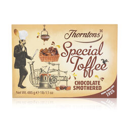 Chocolate Smothered Special Toffee Box