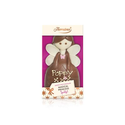 Milk Chocolate Magical Princess Model desktop
