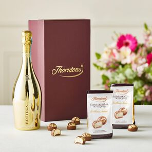 Prosecco and Chocolate Hamper tablet
