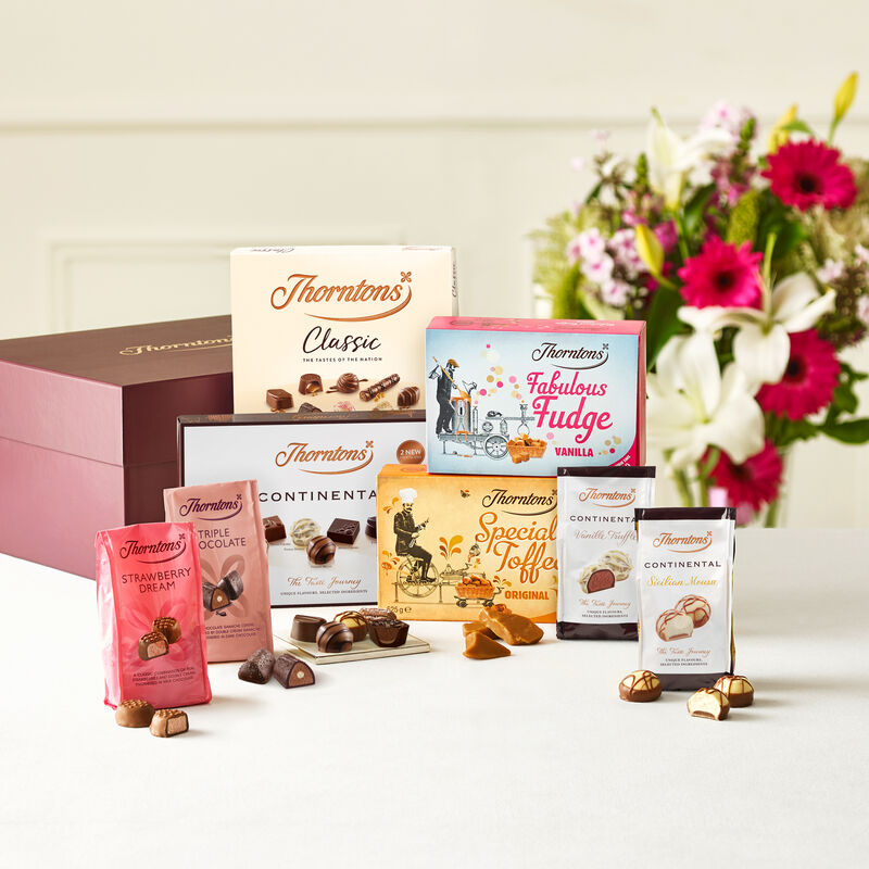 Personalised Signature flavours Hamper
