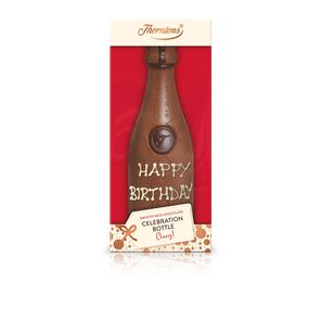 Milk Chocolate Celebration Bottle Model tablet