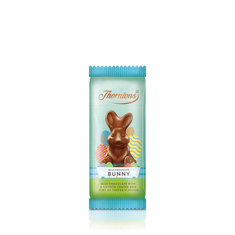 Milk Chocolate Bunny Bar