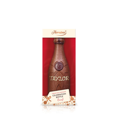 Milk Chocolate Celebration Bottle Model
