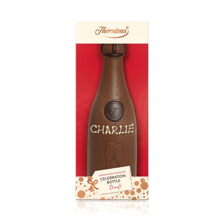 Large Milk Chocolate Celebration Bottle Model