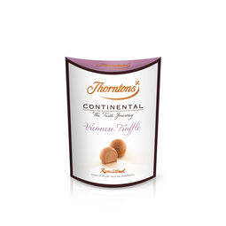 Continental Viennese Truffle Cartonette