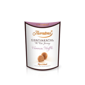 Continental Viennese Truffle Cartonette tablet