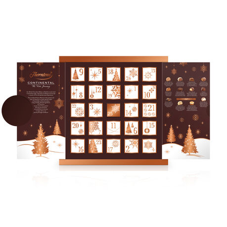 Continental Advent Calendar