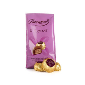 Bag of Diplomat Chocolates tablet