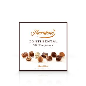 Continental Chocolate Parcel tablet