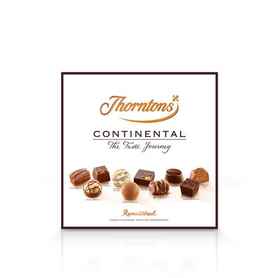Continental Chocolate Parcel