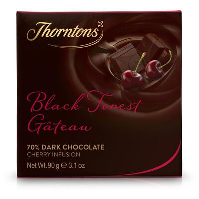Black Forest Gateau Chocolate Block desktop