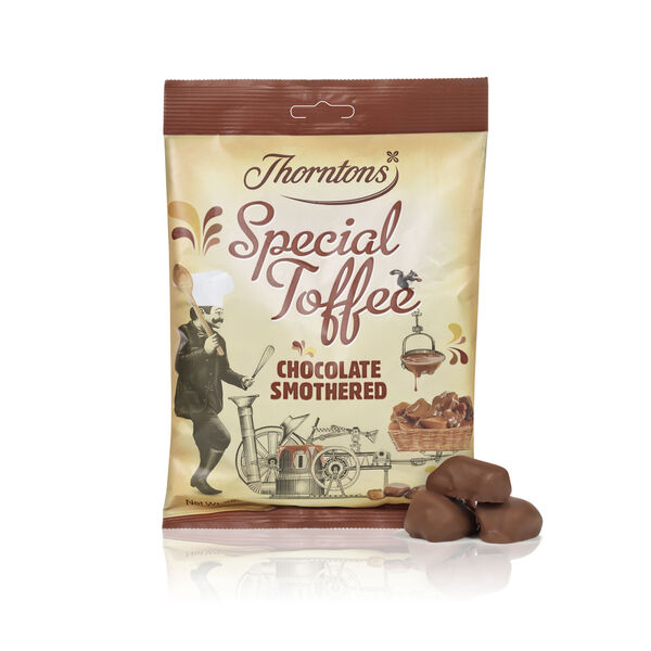 Chocolate Smothered Special Toffee Bag